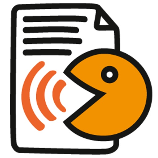 Voice Notebook app